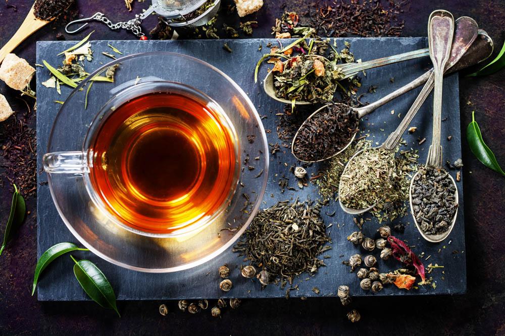 AriseChai black tea benefits