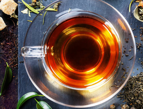 Black Tea—best practices for maximum nutrient extraction