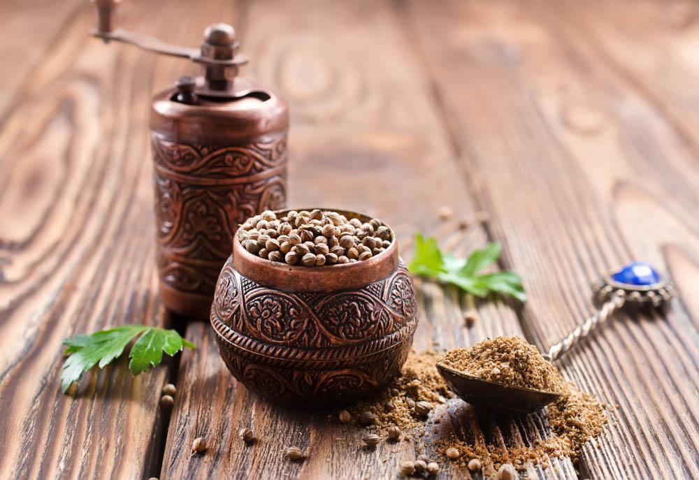 benefits of coriander seeds
