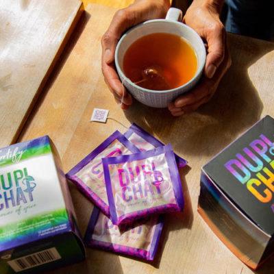 dupsichai about our tea