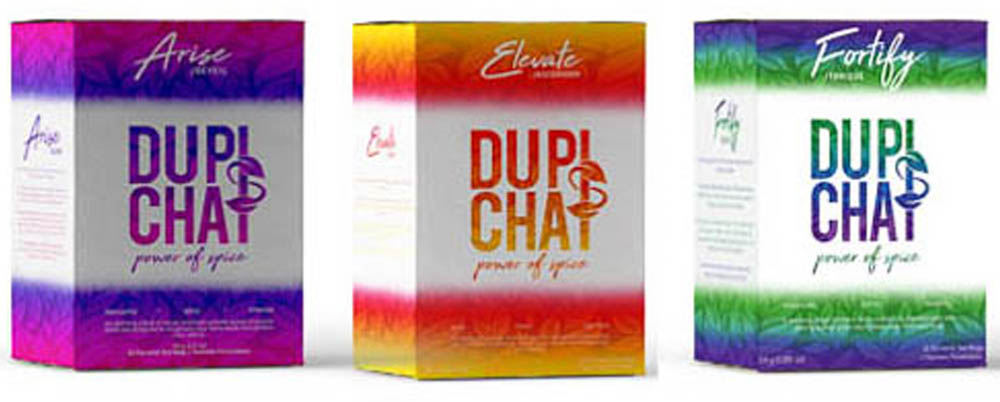 dupis chai antioxidants