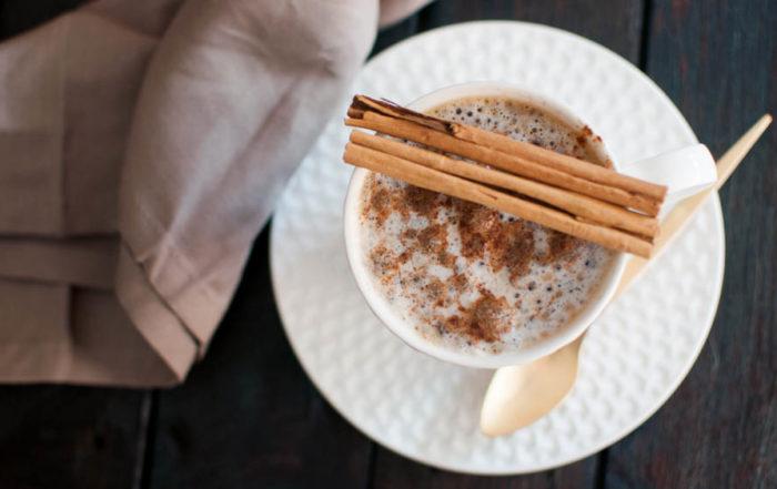chai tea cinnamon and spices