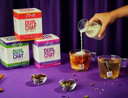 DUPIsCHAI Teabag Recipes (3 ways) | Simple, Healthy, Flavourful
