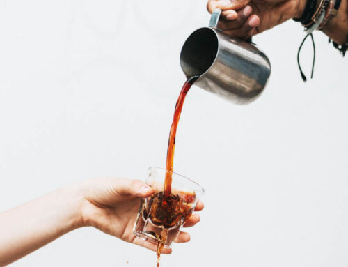 Coffee: Expectations vs. Reality (Stress-Stimulant Vs Stress-Relief)