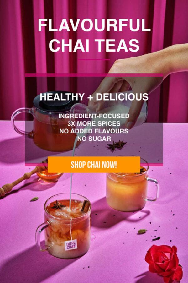 dupis chai homepage image