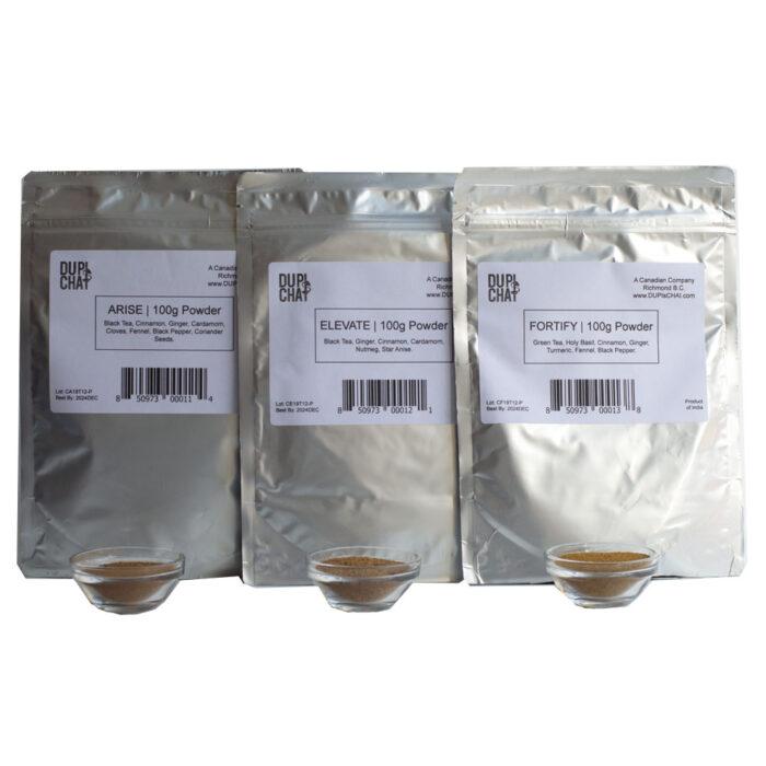 Chai Powder Pack